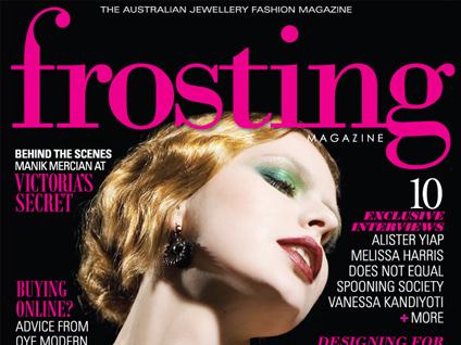 Frosting Magazine - Publishing