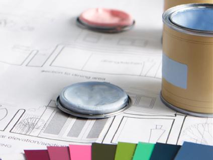 Interior Design Website - Feature