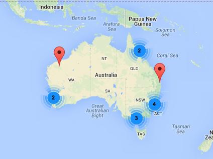 Jobs Website - Hospitality - Gold Coast - Australia