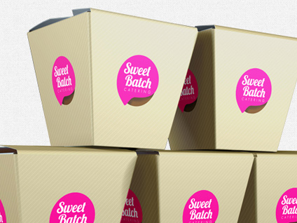 Branding Gold Coast - Sweet Batch Catering