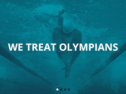 Cotts Sports Website Design