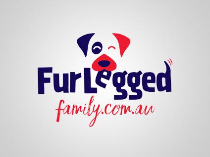 Fur Legged Family website Italics Bold website development and design