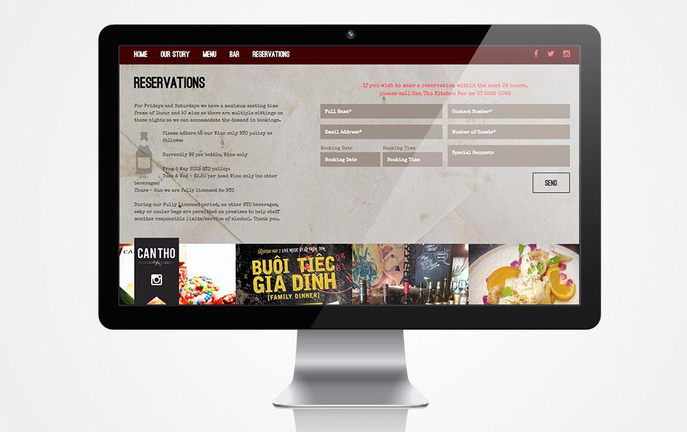 Italics-Bold-restaurant-website-online-reservations