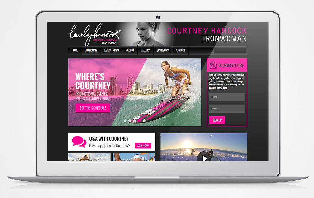 Courtney-Hancock-Responsive-Website-Design