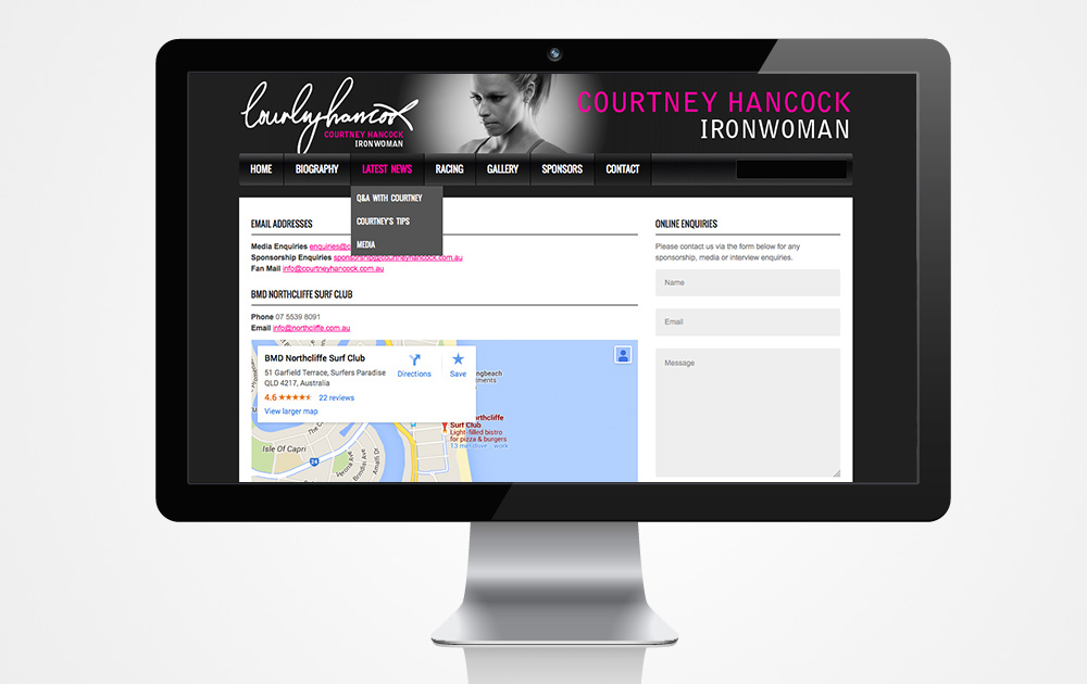 Courtney-Hancock-Responsive-Website-development