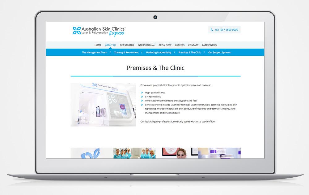 Italics-Bold-Website-Responsive-Design-Laser-Skin-Franchise
