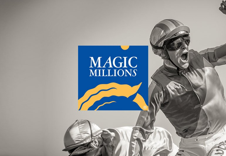 Events Website - Magic Millions