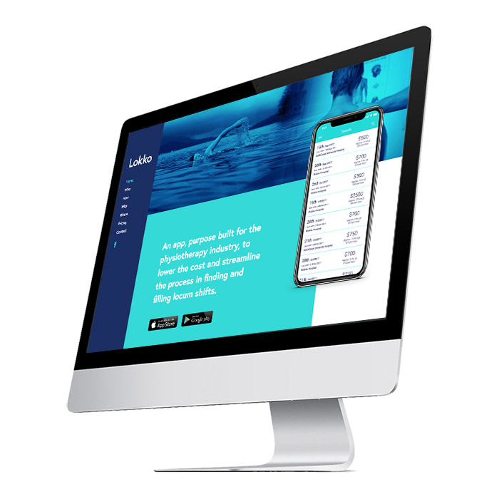 Lokko-Marketing-Website